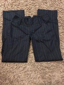 Rise taglia righe Stretch a in Pantaloni Low misto cotone 27 Guess qp7tHzB