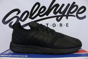 new balance 247 black leather 11