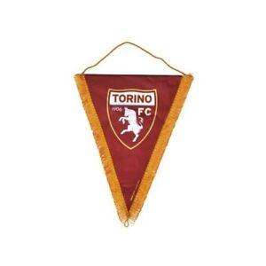 Fanion-Insigne-Torino-Officiel-D-039-origine-Neuf-Logo-Toro-3-MESURES