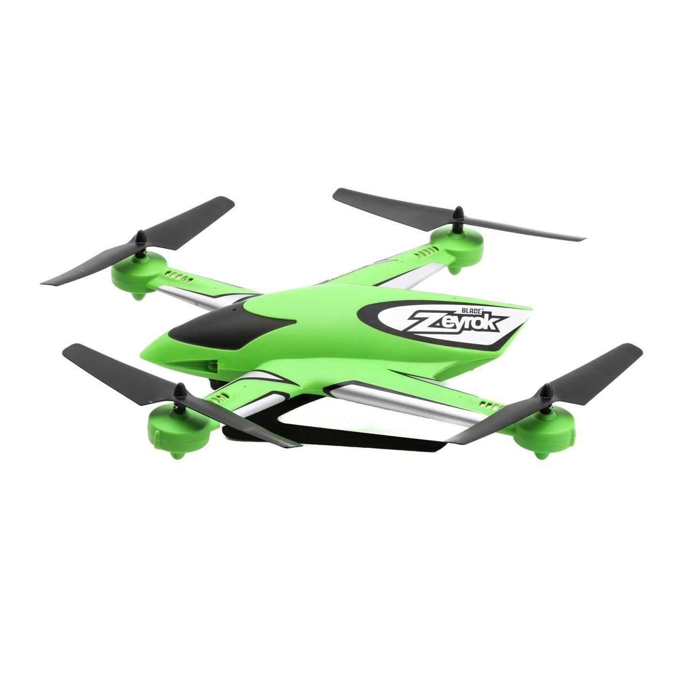BLADE GREEN ZEYROK RTF W  CAMERA CAMERA CAMERA RC QUAD DRONE QUADCOPTER W  SAFE BLH7360T2    7f438f