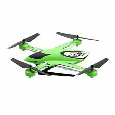 BLADE GREEN ZEYROK BNF BIND AND FLY RC QUAD DRONE QUADCOPTER W/ SAFE BLH7380T2 !