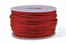environ 38.10 m corde en nylon Spool-Made in the USA Stars And Stripes-Micro cordon 1.18 mm 125 FT