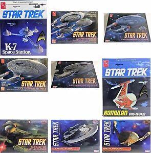 Polar-Lights-AMT-Star-Trek-New-Plastic-Model-Kit