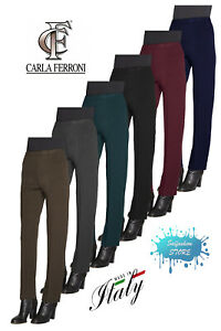 Pantalone-donna-invernale-in-maglia-di-lana-made-in-Italy-CARLA-FERRONI-6626