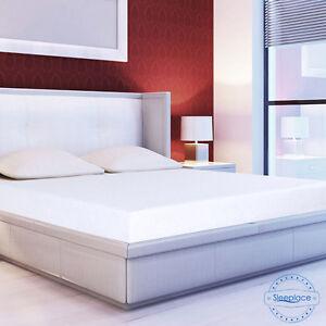 sleeplace 6 inch ventilation memory foam mattress bedroom twin full queen king ebay. Black Bedroom Furniture Sets. Home Design Ideas