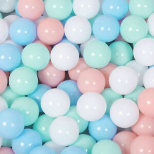 100Pcs-Colorful-Water-Pool-Ball-Soft-Plastic-Ocean-Ball-Baby-Kids-Swim-Pit-Toy