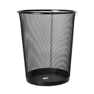 Etonnant Image Is Loading Basket Trash Can Bin Waste Office Wastebasket Garbage