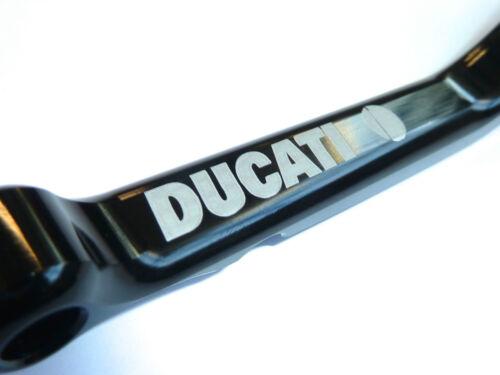 S //Tricolor 2007-2008 BRAKE /& CLUTCH LEVERS SET RACE TRACK s Ducati 1098