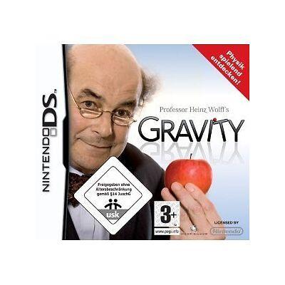 Nintendo DS NDS DSI Lite XL Spiel Professor Heinz Wolff's Gravity Physikspiel