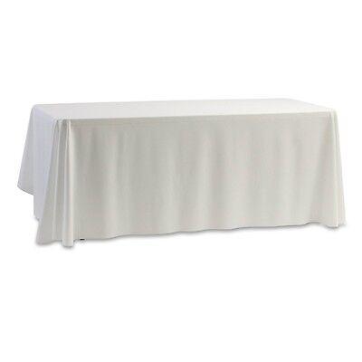Retro145x145cm Table Cover Black/White Banquet Wedding Birhtday Party Tablecloth
