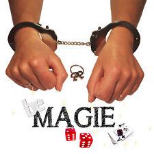 Menottes magiques - Gag - Tour de magie - Houdini - Magic Handcuffs