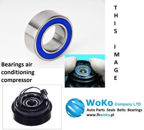 DKS15 DCW17D DKS13 Roulement 35x55x20 Auto AC Air Compresseur de marque SD7 35BD219