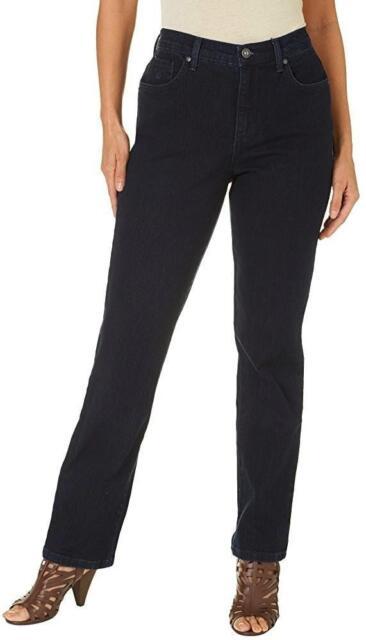 a4de1f9ea9e4c Gloria Vanderbilt Jeans Indigo Blue Amanda Ultra Stretch Tapered 22W Short  NWT