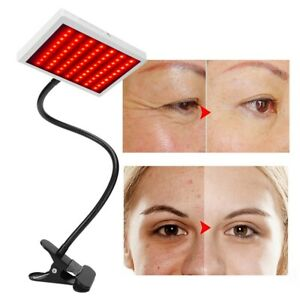 Portable-LED-Photon-Beauty-Lamp-Red-Blue-Light-Face-Facial-Body-Therapy-Machine