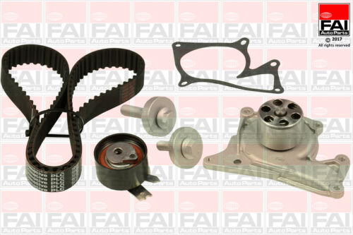 TIMING BELT KIT WITH WATER PUMP FOR DACIA DUSTER TBK357-6515 OEM QUALITY