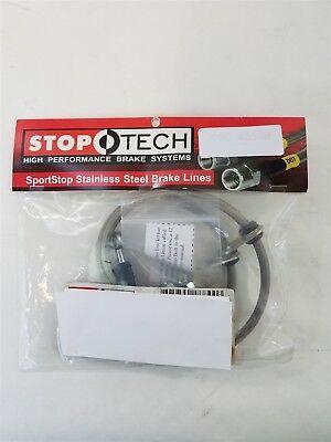 StopTech 950.47501 Stainless Steel Brake Line Kit