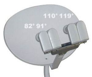 24-034-ELLIPTICAL-OVAL-DISH-110-119-91-82-129-SATELLITE-4-LNB-HD-NETWORK-FTA-BELL