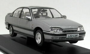 Vanguards-1-43-Scale-VA14000-Vauxhall-Carlton-Mk2-CDX-Grey-Diecast-Model-Car