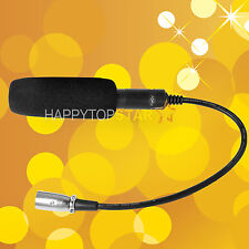 Professional Microphone for Video Camcorder XLR SONY EX1R Canon XF100 XF 300 105