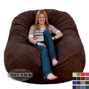 Das Bild Wird Geladen Bean Bag Chairs By Cozy Sack Premium XL