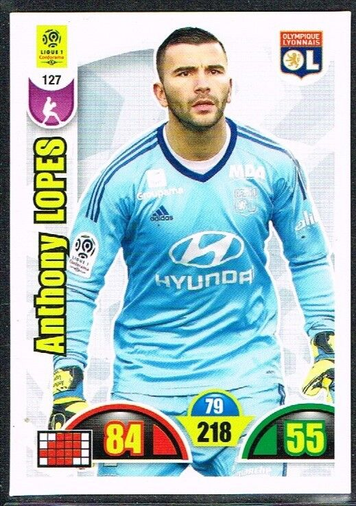 159 LUCAS OCAMPOS # OLYMPIQUE MARSEILLE CARD ADRENALYN LIGUE 1 2019 PANINI