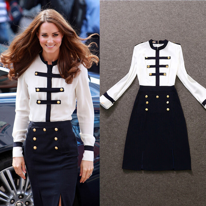 Princess Dress Formal Ladies Dresses Star Product Knee Length Dress Hot Sale New