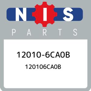 12010-6CA0B-Nissan-120106ca0b-120106CA0B-New-Genuine-OEM-Part