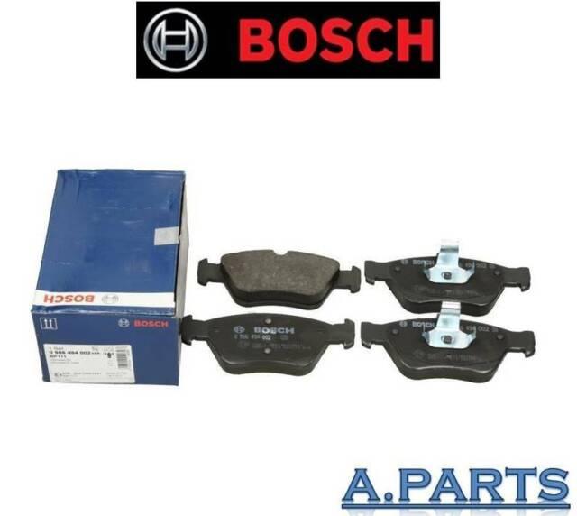 Bosch Plaquettes de Frein Essieu Avant Mercedes Classe C W202 E W210 CLK SLK