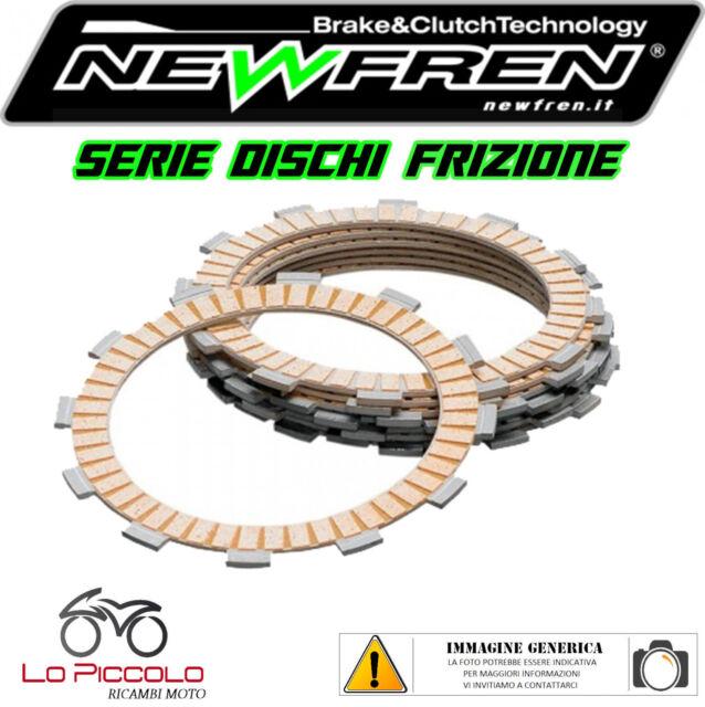 Newfren F.1565 Discos Embrague Ducati Monster 620 (5 Marchas - Single ) 2004