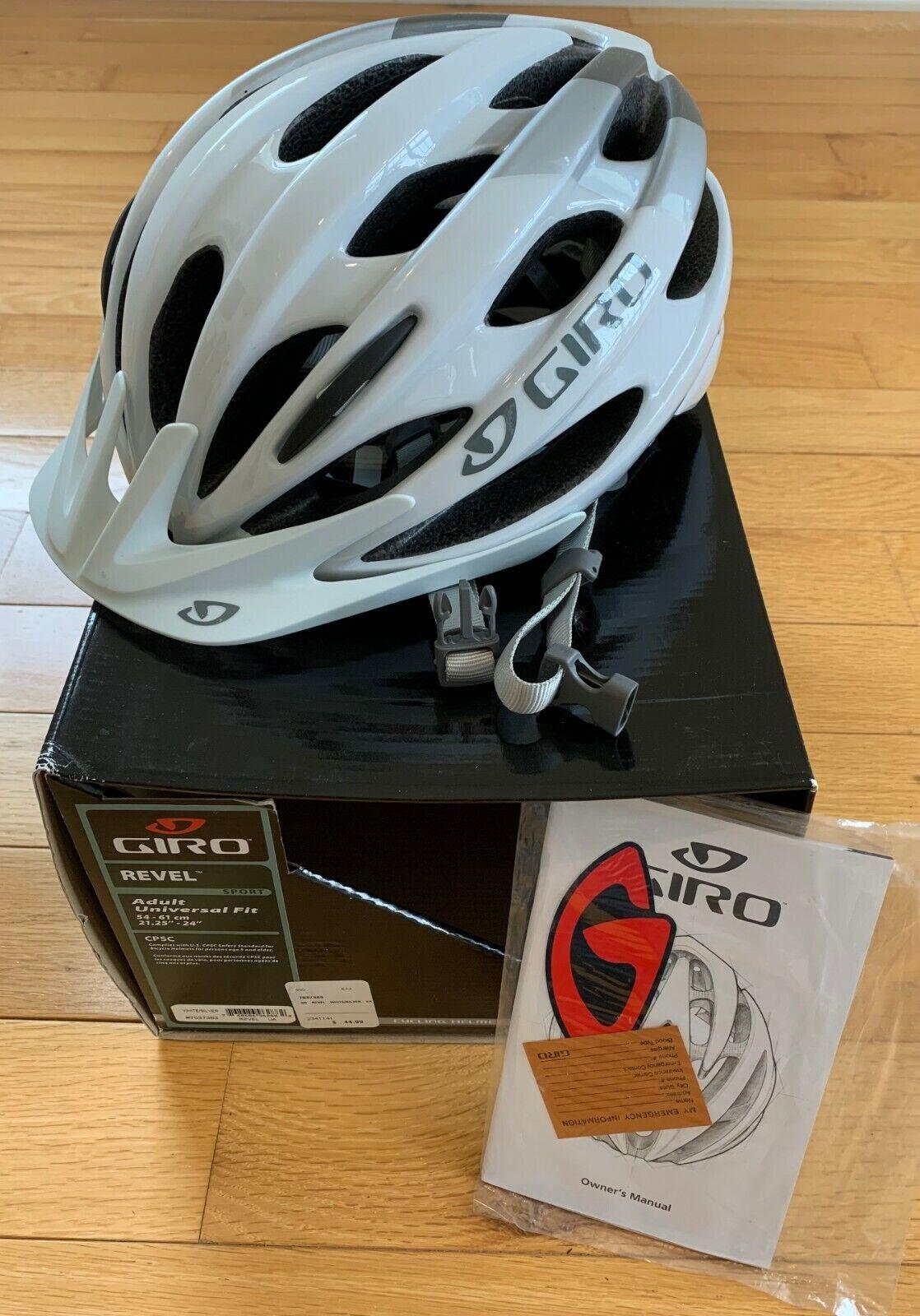 Genuine Nos Giro Xen Helmet Visor Various Colors//Models Brand New