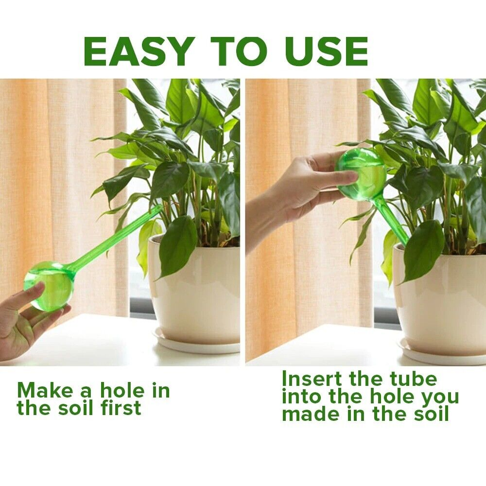 Watering Plant Automatic Self Irrigation Drip System Houseplant FREE SHIPPING