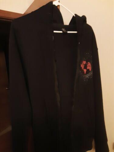 Taking Back Sunday TBS XL Hoodie Zipper Sweatshirt