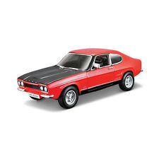 FORD CAPRI 1:32 scale red diecast car model die cast models miniature metal cars