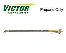 Victor Bulldog Cutting Torch Hc1151c 0381 1713 4 Ft X 75 Deg