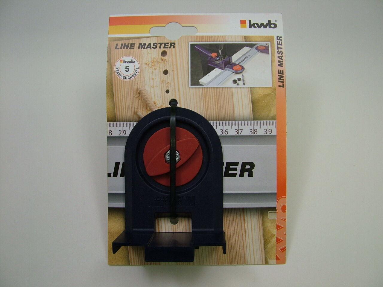 kwb 784700 line master guide circulaire pour foreuse de cheville