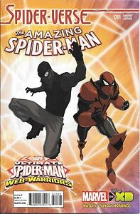 THE AMAZING SPIDER-MAN # 011 VARIANT COVER EDITION ! NM