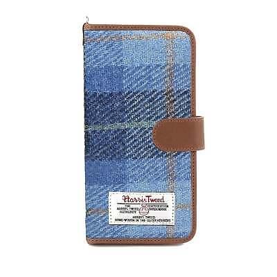 Rigoroso British Bag Company Donna Castlebay Harris Tweed Grandi Case Iphone-mostra Il Titolo Originale Con Una Reputazione Da Lungo Tempo