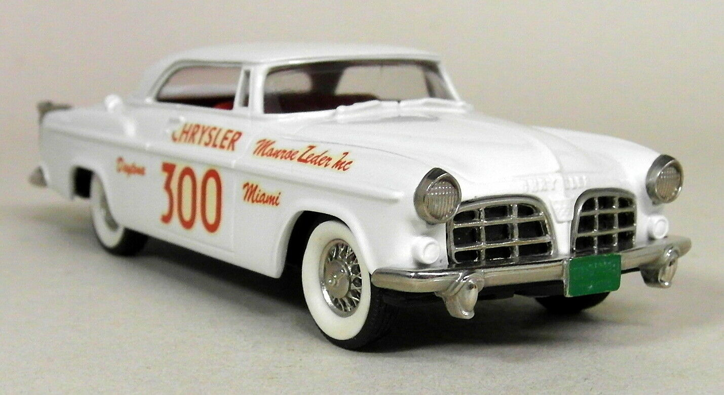 Brooklin 1 43 Scale BRK19X 1955 Chrysler C300 Collectors Club Special Issue 1990