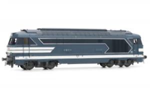 Jouef-HJ2328-HO-Gauge-SNCF-BB67400-Diesel-Loco-IV