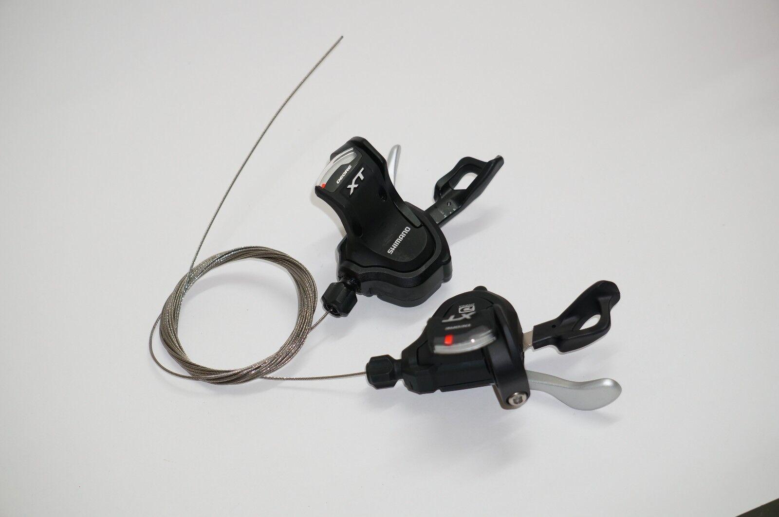 Neue Shimano XT Shifter SL -M780 - Dyna Sys 10 Speed Shifter