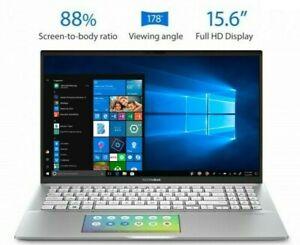 NEW-ASUS-15-6-034-FHD-Intel-i7-4-6GHz-512GB-SSD-8GB-RAM-5-65-034-SCREENPAD-Webcam-Mic