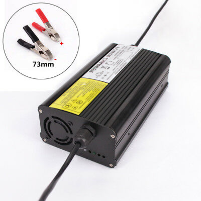YZPOWER 67.2V 10A Lithium Battery Charger for 60V 16s Li-ion Battery C13 Plug