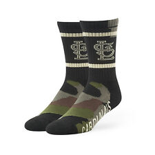 St Louis Cardinals Socks Camoflage Large Size 9 to 13 Camo