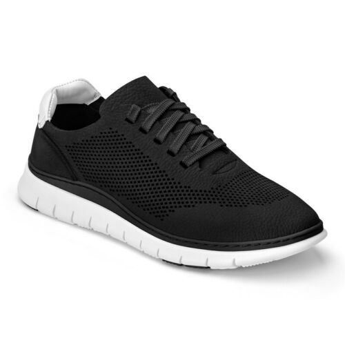 Vionic Fresh Joey Womens Black Nubuck Super Light Comfort Trainer RRP £100