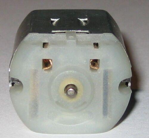 4X FC-280 w// Long D Flat Shaft Car Door Lock and Mirror Auto Motor FC280PC