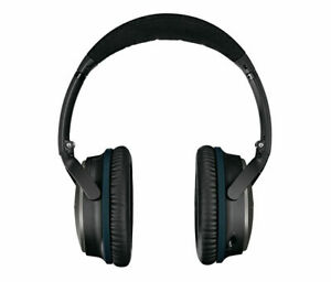 32841162e1f Bose QuietComfort 25 Triple Black Acoustic Noise Cancelling ...