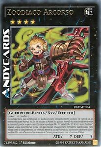 Zoodiaco-Arcorso-Rara-RATE-IT054-YUGIOH-ANDYCARDS