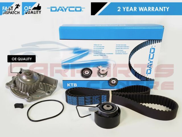 2000-2006 OE QUALITY DAYCO TIMING BELT KIT KTB296 FIT FORD GALAXY 1.9 TDI