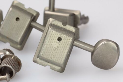 """Kluson Single Line Tuner ST//TE Nickel aged.. /""""Art of Aging/"""" Serie"""