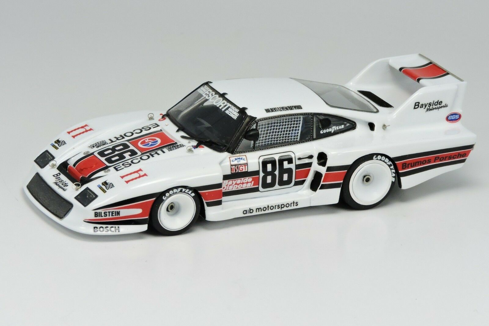 Porsche 935 80  86 Haywood-Holbert 12hrs Sebring 1983 - Monté Arena